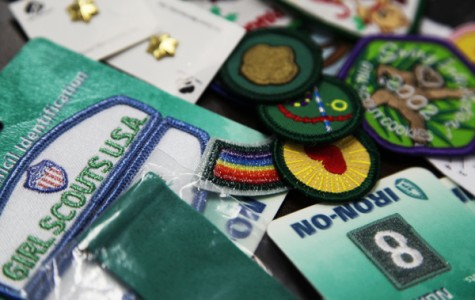 Girl scouts go for the gold as they celebrate 100 year