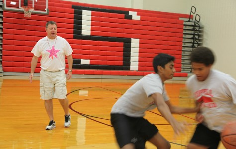 Pehl takes a shot at Coppell basketball