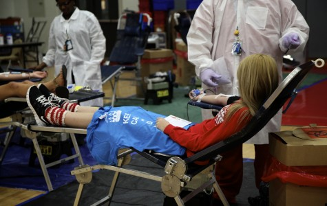 Blood drive a success at CHS