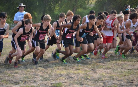 Cross Country team runs exciting season, prepares for district meet