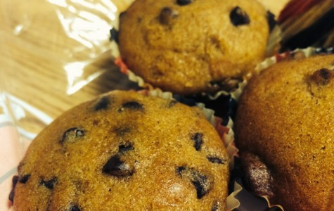 Pumpkin chocolate chip muffins add festive spice for fall season