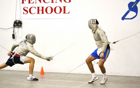 Weix finds lifelong passion through fencing