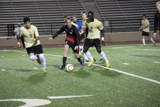 Cowboy Soccer battles for second straight title at State tournament