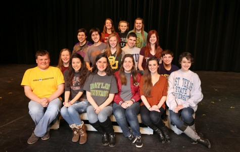 Senior theater students share plans for acting after high school