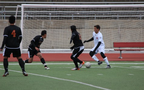 Arguello records hat trick in lopsided 11-1 victory