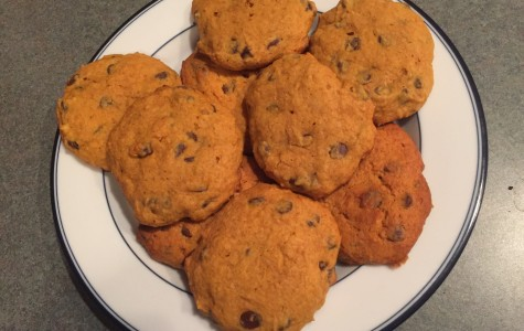 "Pumpkin chocolate chip cookies that will ""pump"" you up for fall"
