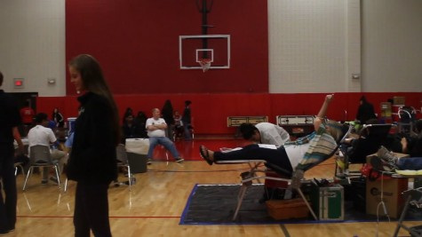 CHS and Carter Bloodcare team up to give back to the Coppell community
