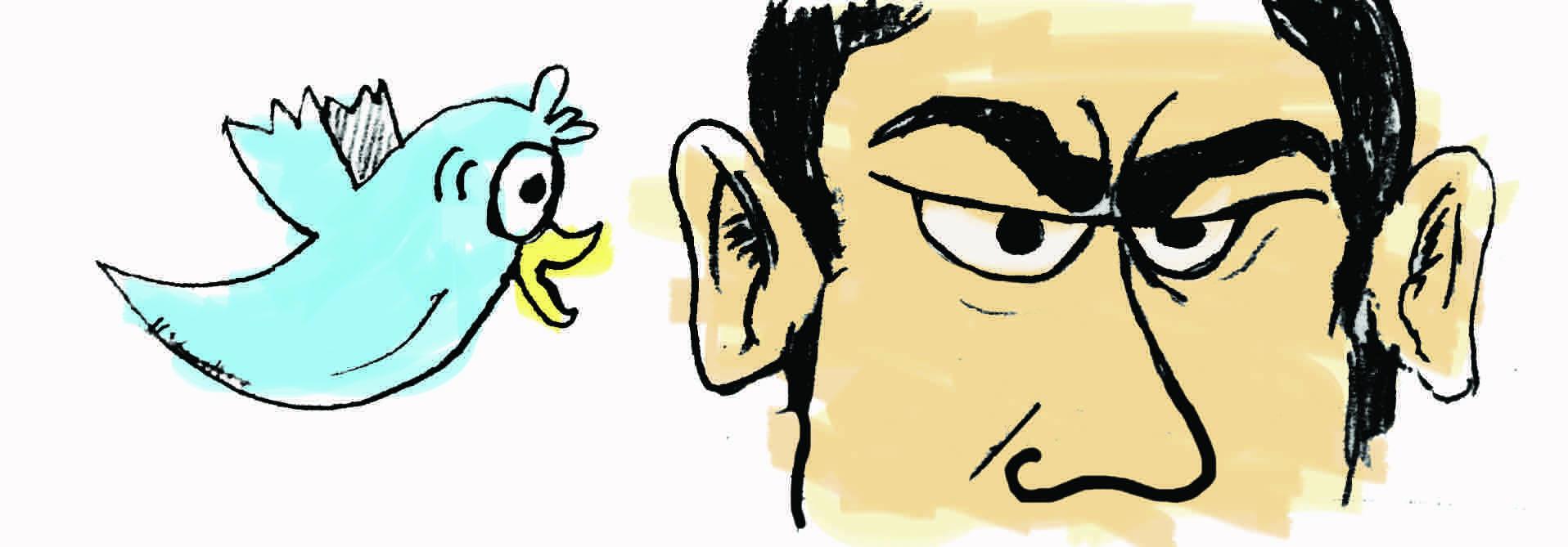 Cartoon by  Rachel Buigas-Lopez