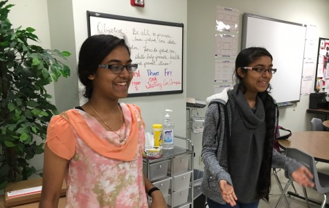 Suresh sisters present a new topic for healthcare