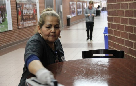 A day in the life of a janitor