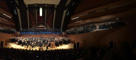 Benhayoun gains life changing experience through choir convention (Q&A)