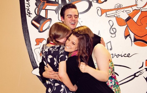 Students awarded for performance in UIL One-Act play