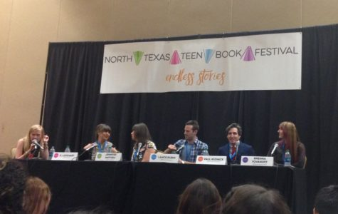 North Texas Teen Book Festival brings the fangirl out of book lovers