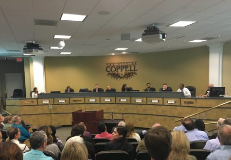 Chamber of Commerce Board candidate forum takes place at City Hall