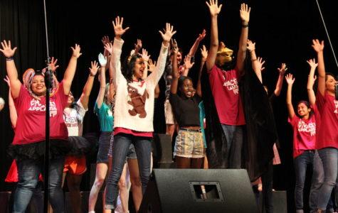 Energy, sentimental performances set high bar for Vivacé! show choir