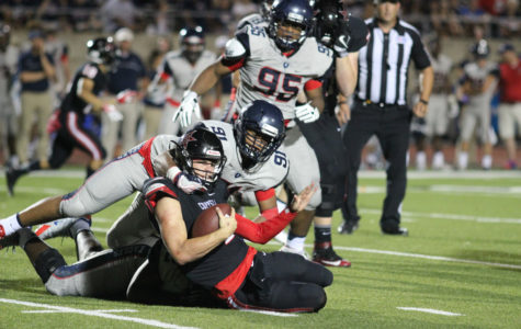 Cowboys catch tough breaks, run out of fuel in loss to Allen