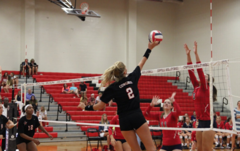 Preview: Volleyball takes on Skyline Friday