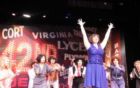 "42nd Street opening brings ""Broadway extravaganza"""