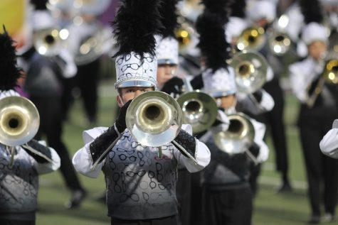 Band ties with premier competitor Marcus at Plano East Invitational, wins sweepstakes at UIL event
