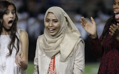 Aslam provides inspiration to all in claiming homecoming crown
