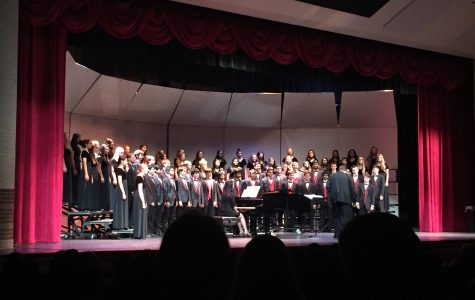 CHS choir kicks off the school year with Fall Concert