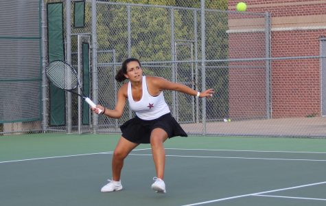 Tennis continues to dominate, moves to area semifinals