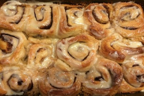 Trip to Kansas provides new cinnamon roll encounter