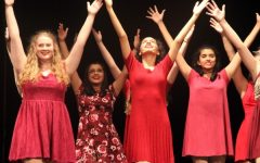 Respira choir delivers empowering performance at Dessert Show