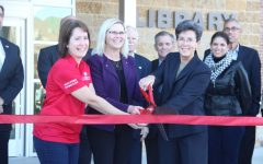 William T. Cozby library grand opening excites, engages community