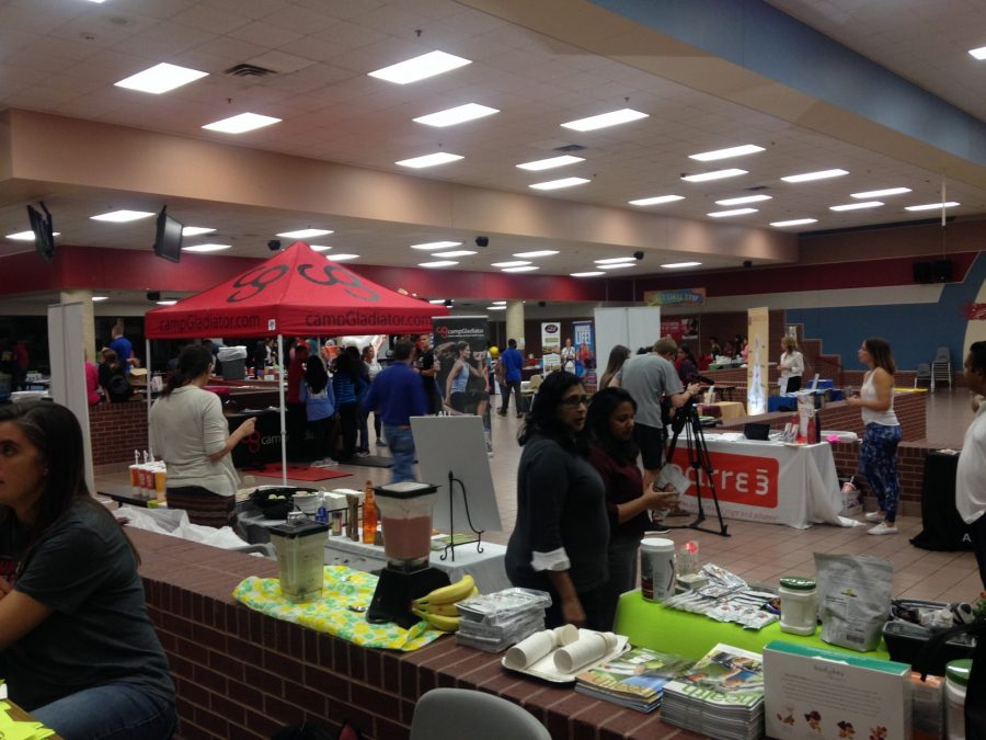 The+Health+and+Wellness+Expo+brought+Coppell+residents+together+on+Nov.+9.+The+expo+was+filled+with+all+sorts+of+vendors+who+shared+tips+on+eating+clean%2C+exercising+and+even+meditating.+