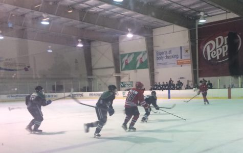 Coppell hockey flies past Carroll in first, never looks back