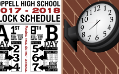 Campus to get first taste of blocked schedule in days after break