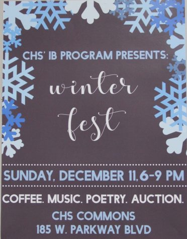 Student led project coming to life with Winter Fest