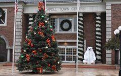 Coppell makes Christmas season lit