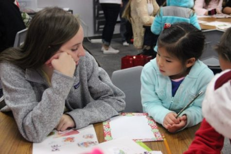 Cottonwood Creek students find joy writing letters to Santa Claus