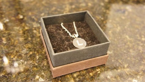 Give this personal Diamond Letter Necklace for your beloved mother, your sister, your grandma, and your other-half.