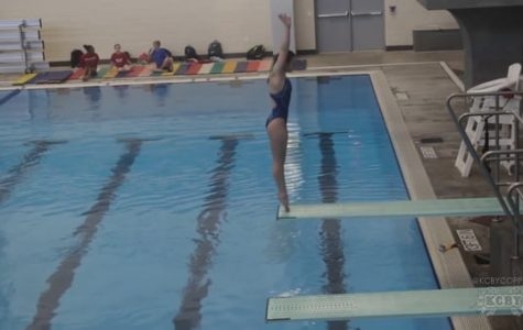 CG Diving chooses Chennault for diving team