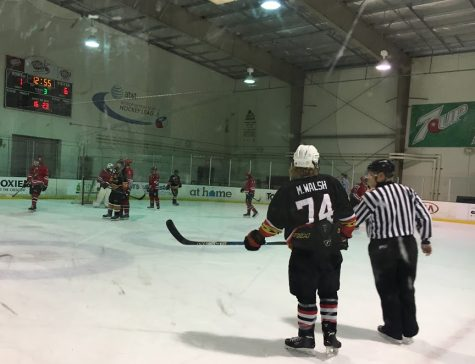 Coppell overcomes physicality on ice for solid victory against Keller