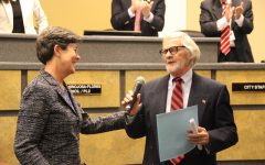 Coppell City Council meeting brings in the new, sends off the old