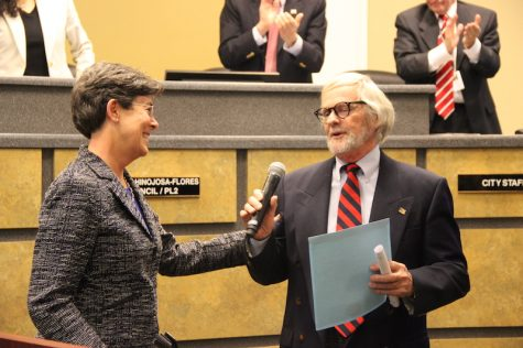 Red ribbons and red tape: Tuesday's City Council Meeting