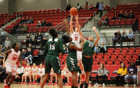 Full court defense proves too much for Cowgirls in final play against Berkner
