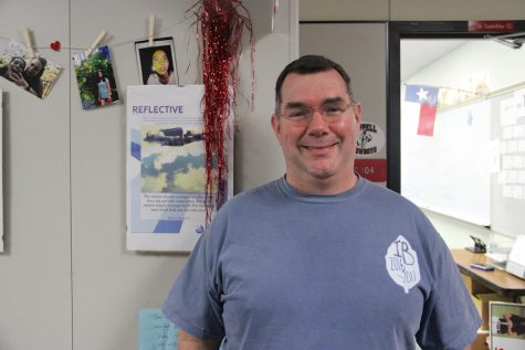 Q&A: VanderSchee discusses teaching career, life at CHS (with video)