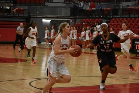 Loss to Lady Rebels continues Cowgirls struggle in district