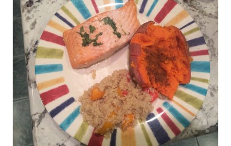 Simple salmon recipe that will help you keep your New Year's Resolution (with video)