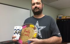 Cowboys fanatic Richardson met with emotional surprise from calculus students