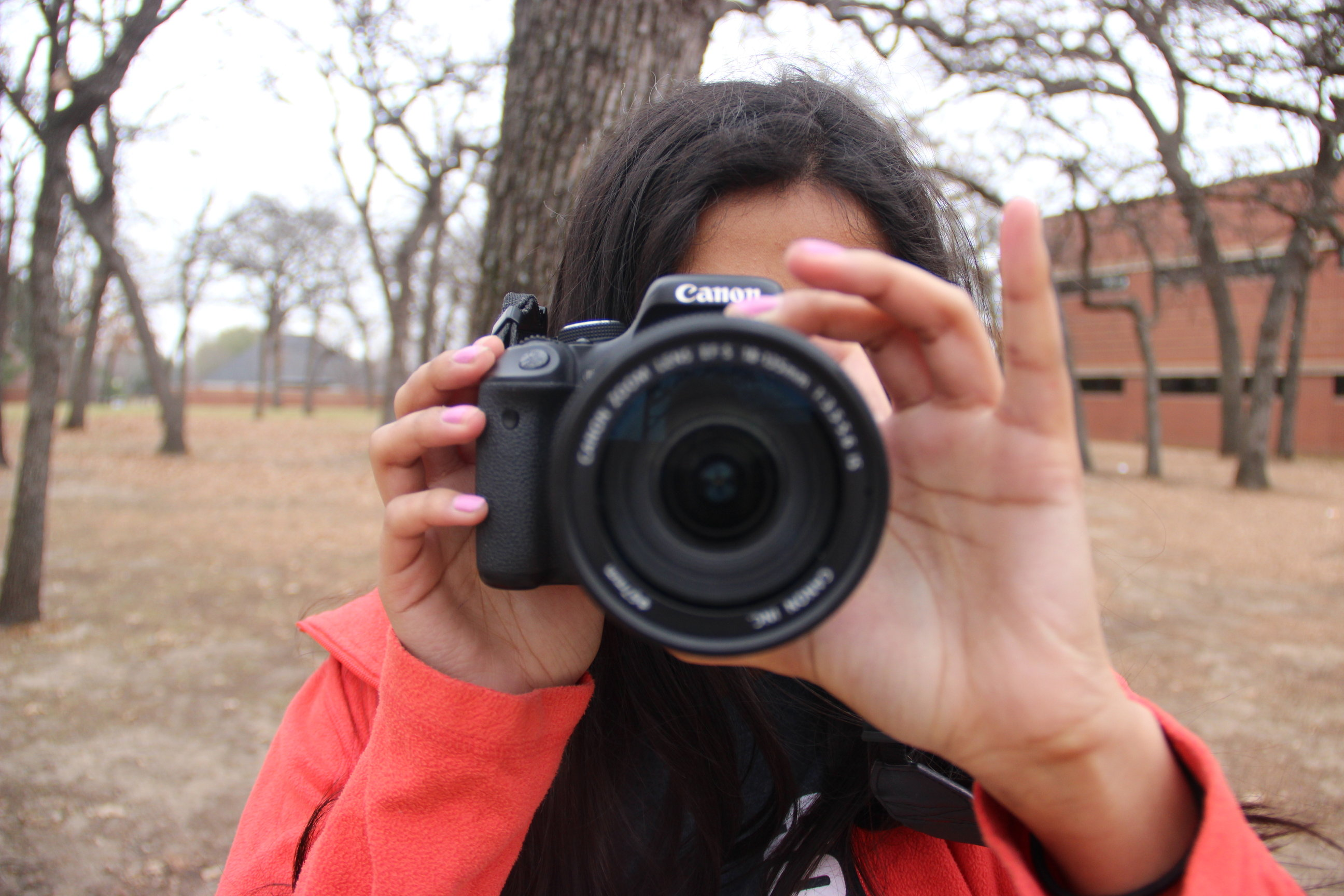 Coppell High School junior staff writer Fiona Koshy makes a goal to try two new hobbies, photography and piano, this year. She lets go of the fear that is holding her back so she can pursue the things she enjoys.