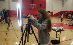 Yearbook captures clubs, organizations with group picture day