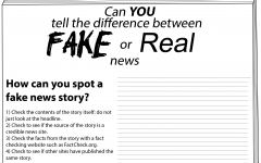 Imposters in the newsroom: Fake news sweeps nation, confuses readers