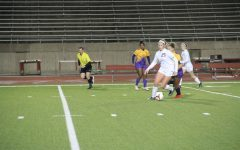 Girls dominate in 5-0 win over Richardson Lady Eagles