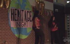 Junior World Affairs Council celebrates Heritage Night